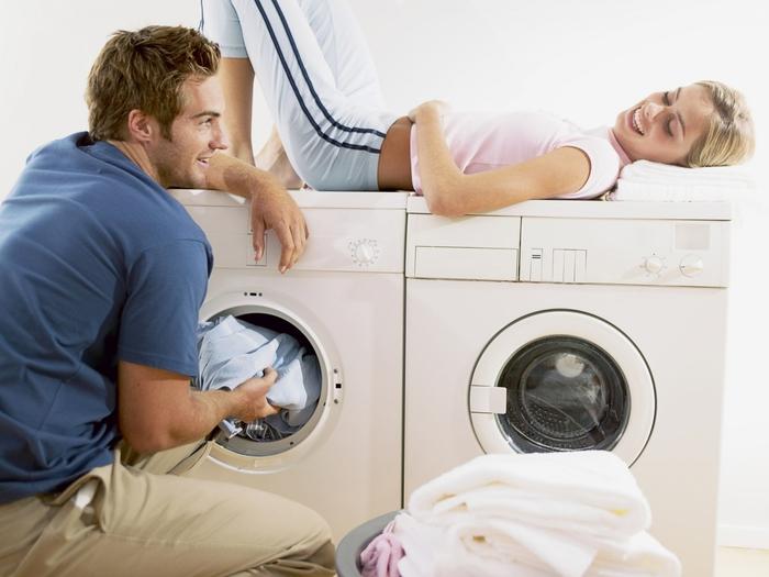 Стираем синтетические подушки и одеяла