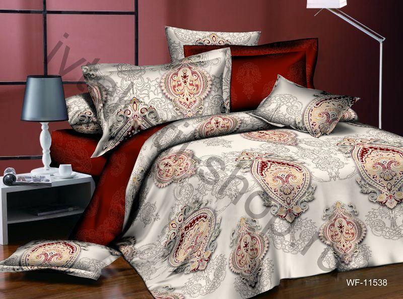 Пример постельного белья из сатина